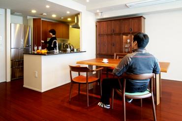 無垢材家具 無垢材テーブル 無垢材チェア 無垢材オーダーボード ウォールナット