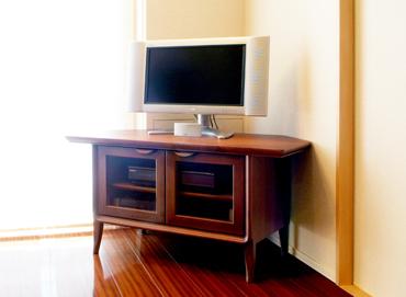 無垢材TVボード オーダーボード 無垢材家具 ウォールナット