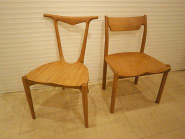 美しく成長した 「さくらの椅子」