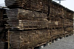 木材の乾燥について