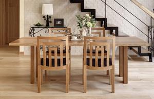 無垢材テーブル 無垢材家具 無垢材チェア ダイニングルーム チェリー