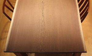 ウェンジ 一枚板テーブル 無垢材テーブル 無垢材家具