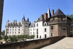西洋の古城