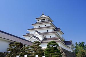 日本の古城