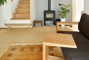 無垢材家具 無垢材ソファ 無垢材テーブル