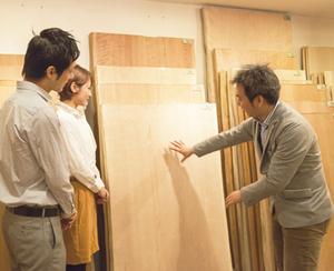 無垢材家具 一枚板 天板 無垢材一枚板