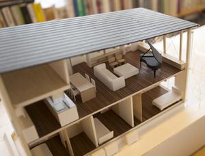 戸建住宅 模型
