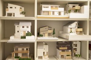 家 戸建 模型