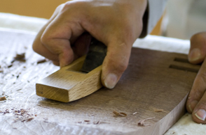 2.手加工・木組み