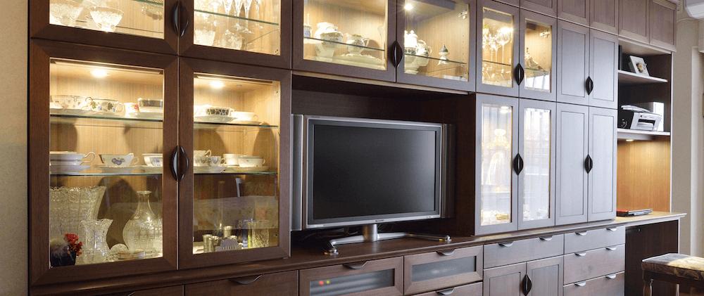 家具蔵のオーダー収納の特徴を知る