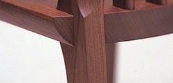 板座チェア/木と木で組む