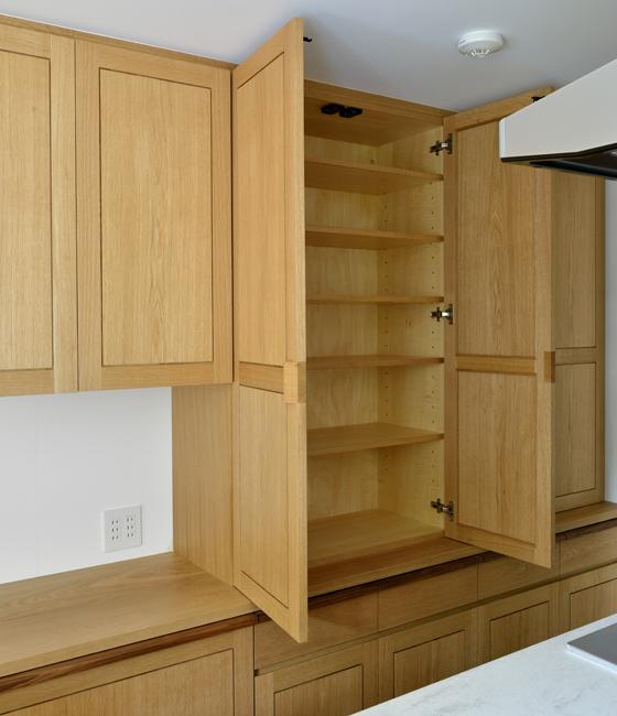 キッチン モデルノ(壁面収納タイプ)