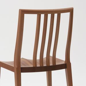 「見せる」木組みの技、職人の高い技術力が一層の安心感を生む。