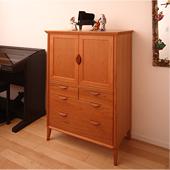 自由設計の為理想に一番近い収納家具が製作可能