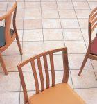 無垢材 チェア プルミエ/ クレスト/フレスコ(無垢材 CHAIR PREMIER<br /> /CREST/FRESCO)商品写真