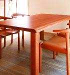 無垢材 テーブル ネイチャーⅡ(無垢材 TABLE<br /> NATURE Ⅱ)商品写真