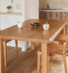 無垢材 テーブル カーム(無垢材 TABLE<br /> CALM)商品写真