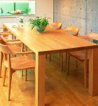 無垢材 テーブル ピュア(無垢材 TABLE<br /> PURE)商品写真