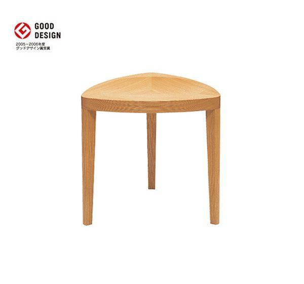 スツール クオーレ(STOOL CUORE) - 無垢材チェア&無垢材ベンチ