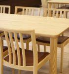 無垢材 テーブル ファイン(無垢材 TABLE<br /> FEIN)商品写真