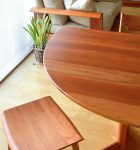 無垢材 テーブル ビオス(無垢材 TABLE<br /> BIOS)商品写真