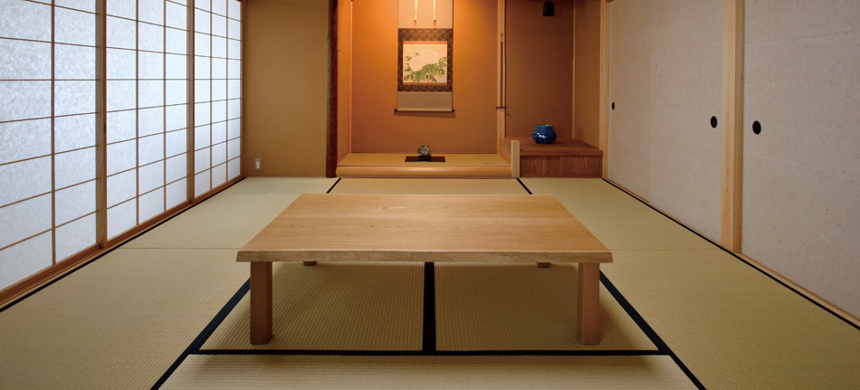 vol.05 クルミのダイニング・ウォールナットのリビング 東京都 山本邸