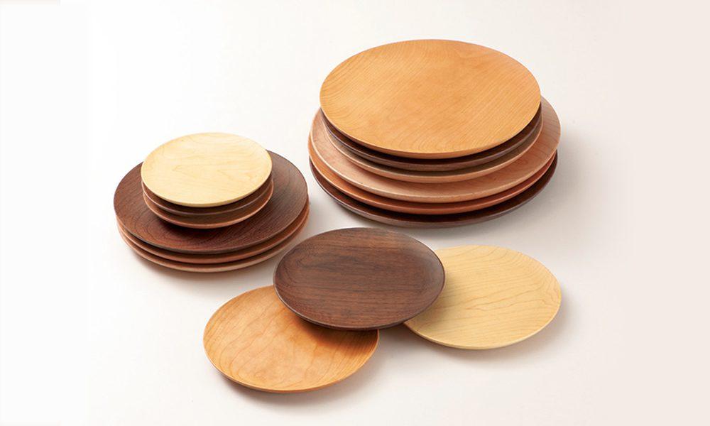 木のお皿 MINE(WOOD PLATE MINE) - 未分類