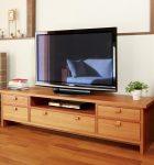 無垢材 TVボード モデルノ 1480(無垢材 TV BOARD<br /> MODERNO1480)商品写真