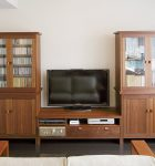 無垢材 TVボード モデルノ 1220(無垢材 TV BOARD<br /> MODERNO1220)商品写真