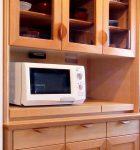 無垢材 キッチンボード  エミネント 140(無垢材 KITCHEN BOARD<br /> EMINENT140)商品写真