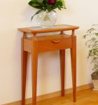 無垢材 コンソールテーブル エミネント 48/60(無垢材 CONSOLE TABLE<br /> EMINENT)商品写真