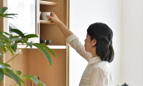 ずっと使いやすい、暮らしを快適にする収納とは?