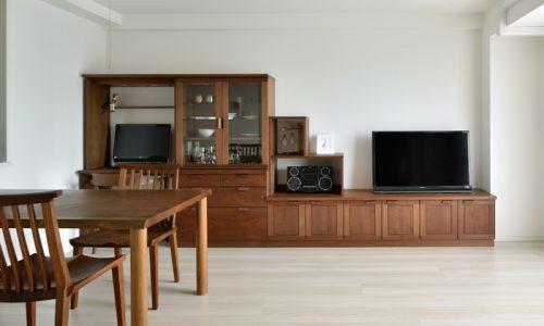 空間で考える「部屋別の収納術」
