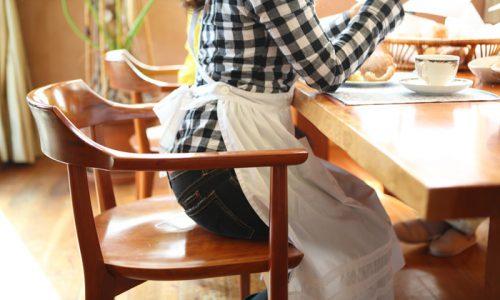 良いダイニングの秘訣は「テーブルとチェアの高さのバランス」