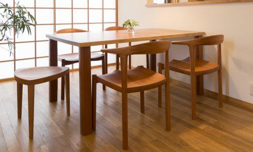 サイズで見る「長持ちするダイニングテーブル」とは