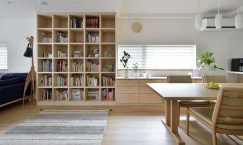 壁面収納の選び方で大事なポイントとは?