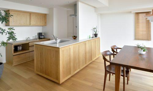 収納を最大化するにはオーダーキッチンとオーダー収納がおすすめ