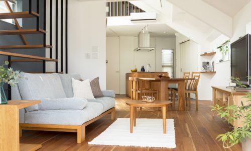 空間ごとの最適なソファのサイズの選び方