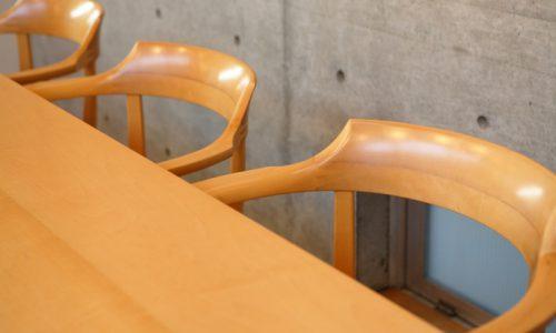 「ハードメープル材」家具は日々を明るく彩ります