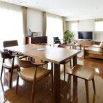 暮らしのスタイルによって考えるダイニングテーブルの最適なサイズ