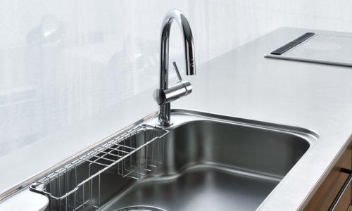 キッチンの水栓の種類を知る