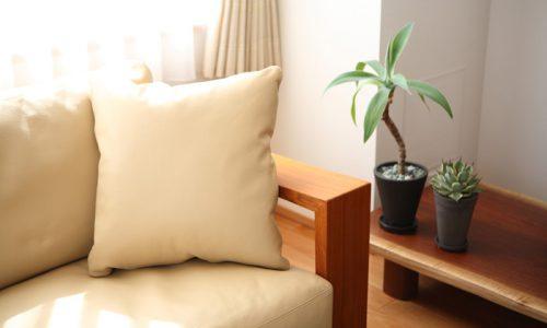 ソファを長く大切に使うために  -使い方とアフターメンテナンス-