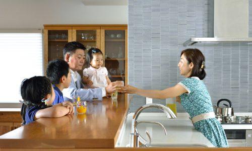 キッチンの種類と特徴