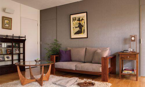 壁に絵画を飾るポイントを知って空間をグレードアップ