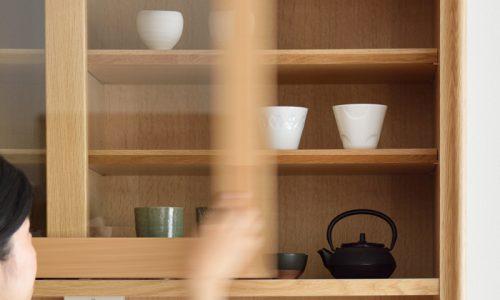 引出し・扉・棚の位置で考える使い易い収納家具とは