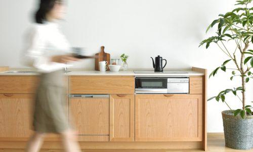 キッチン収納の変遷