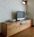 無垢材 ユニットボード プログレス(TVボードタイプ 1)(無垢材 UNITBOARD PROGRESS(TVBOARD TYPE1))商品写真