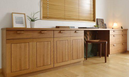 オーダー家具で実現する理想の暮らしとは