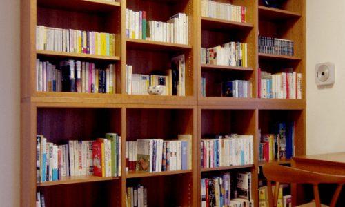 チェリーのブックボード(本棚)を暮らしに取り入れる