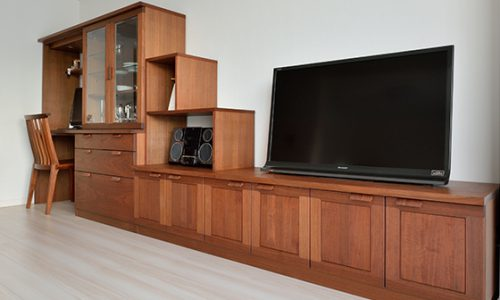 機能だけではない収納家具の魅力とは